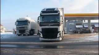 2013 NEW Volvo FH Globetrotter XL!