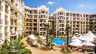 Презентация комплекса Harmony Suites 4.5.6 в стиле Monte Carlo. Болгария. Солнечный берег.(, 2015-10-19T14:25:00.000Z)