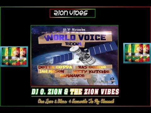 World Voice Riddim ✶ Promo Mix July...