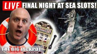Man Over Board Live Slots at 🛳 Sea ⚓️