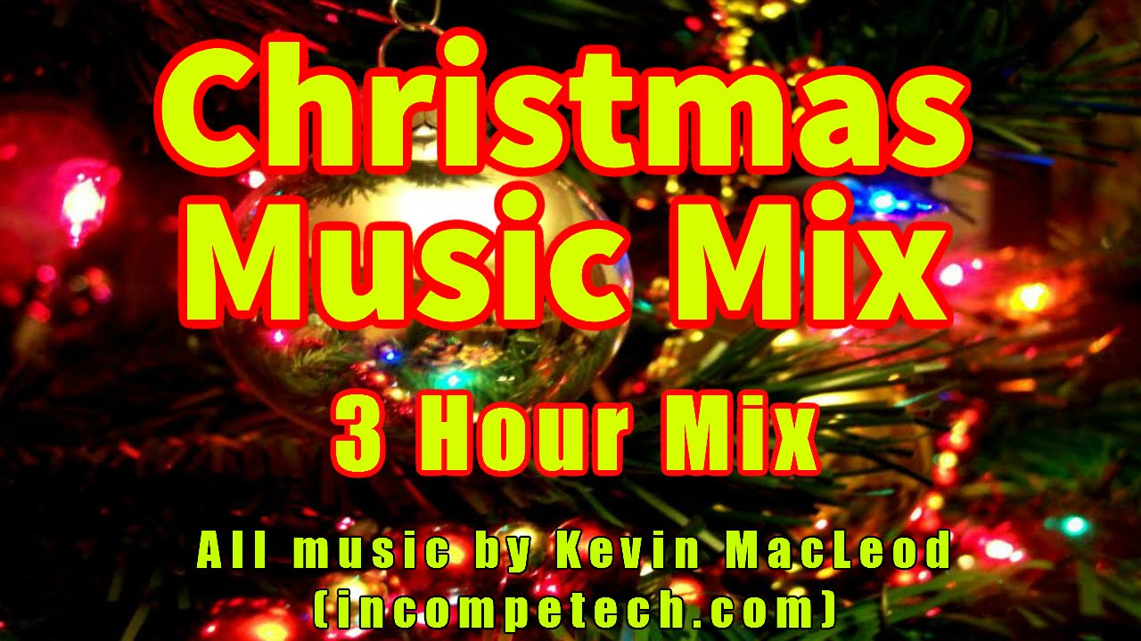 Christmas Mix 2016 - Music - 3 HOURS of Christmas Music by Kevin ...