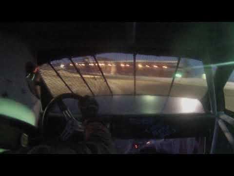 May 18 2019 Charleston Speedway Hornet Heat 1 412 Driver Cam