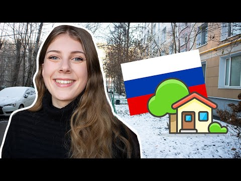 RUSSIAN APARTMENT TOUR in MOSCOW | part 1