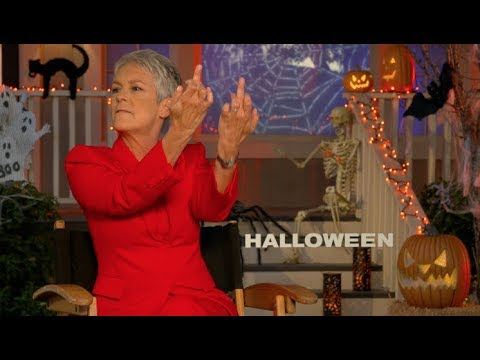 HALLOWEEN 2018 s  Jamie Lee Curtis, John Carpenter, David Gordon Green, Jason Blum