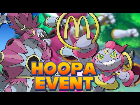 Hoopa Unbound Mystery Gift Event | Pokémon Omega Ruby and Alpha Sapphire!