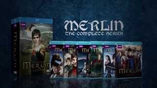 Merlin: The Complete Series [Blu-ray] - Trailer 2014