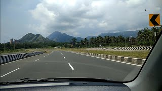 You should experience the beauty of palakkad pass when driving through palakkad Coimbatore rute..