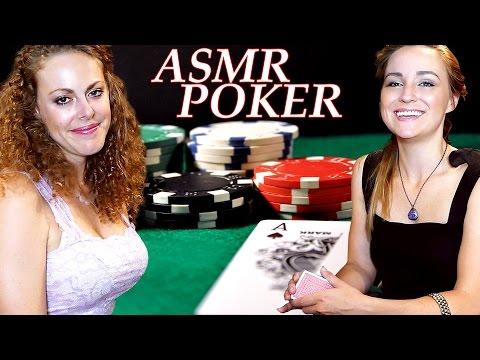 ASMR Poker Game Role Play – Binaural Sounds Soft Spoken, Dresses TBDress
