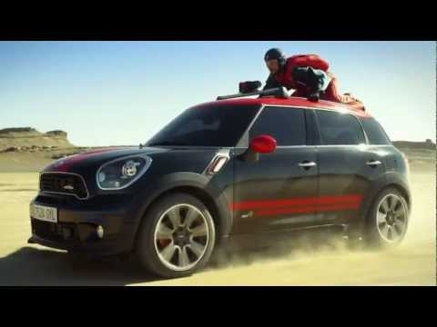 The 2013 MINI John Cooper Works Countryman Commercial