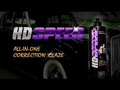 HD Speed Polish on classic car