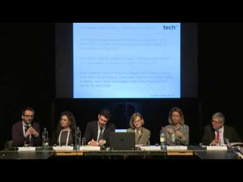 CPDP 2016: Will the GDPR succeed in encouraging tech start-ups?