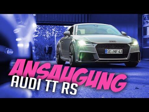 JP Performance - Ansaugung | Audi TT RS