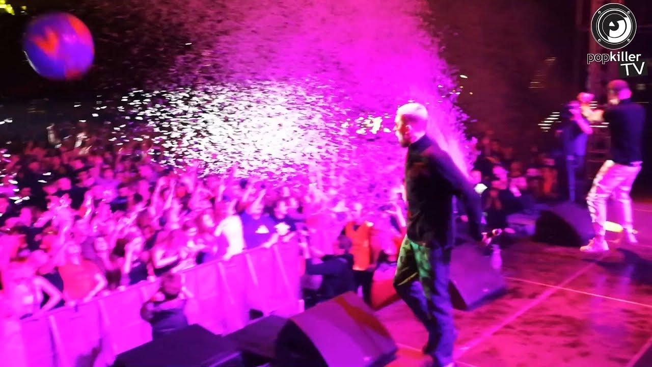 Quebonafide – Madagaskar… razy 3! (Live @Śląski Rap Festival 2017, Popkiller.pl)
