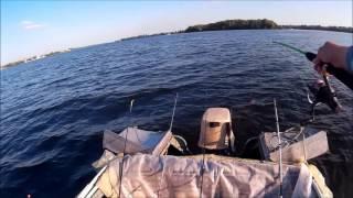 Рыбалка с лодки 2016. sj4000(Магазине рыбалки