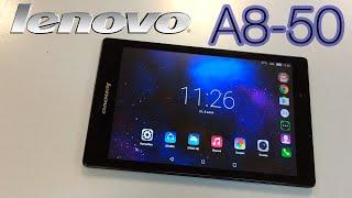 Lenovo Tab 2 A8-50. Обзор планшета. Достоинства и недостатки
