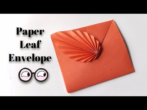 How To Make An Envelope With Paper