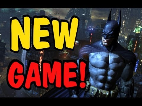 ROCKSTEADY STUDIOS NEW BATMAN ARKHAM KNIGHT FOR PS4 & XBOX ONE!