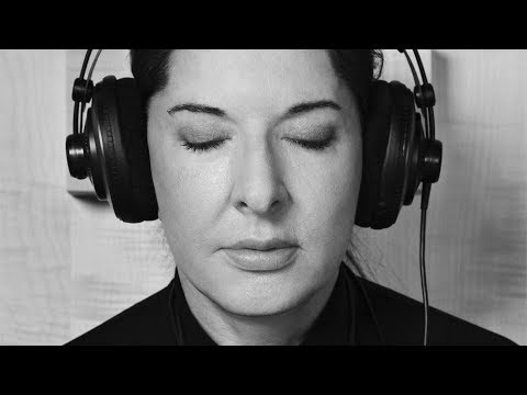 Marina Abramović presents 'Abramović Method for Treasures'