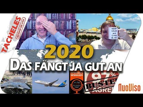 2020 - Das fängt ja gut an - TACHELES #23