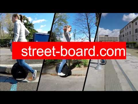 corso monoruota streetboard