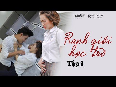 RANH GIỚI HỌC TRÒ   TẬP 1   Web Drama   Phim ngắn học đường cấp 3 hay nhất 2019   muối tv