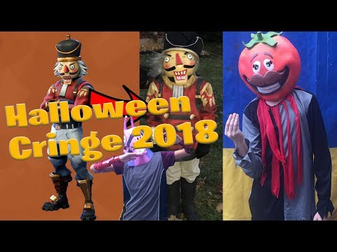 I put Wii Music over cringe Fortnite Halloween Costumes (Warning: EXTREME)