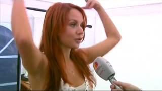 МакSим - Сюжет о съёмках нового клипа (29.08.11)