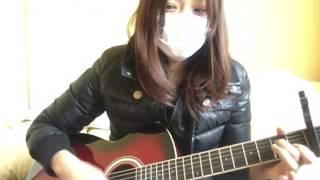 ギター覚えたて.
