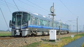 【JR西日本】普通列車(J編成&G編成)521系×8本 高速通過集 北陸本線 丸岡~芦原温泉