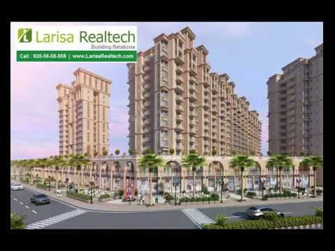 Signature Global THE MILLENNIA Sector 37D Affordable Walkthrough | Larisa Realtech