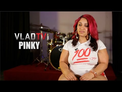 Pinky Weighs In on Being the Most Popular Black Female Star in Industry