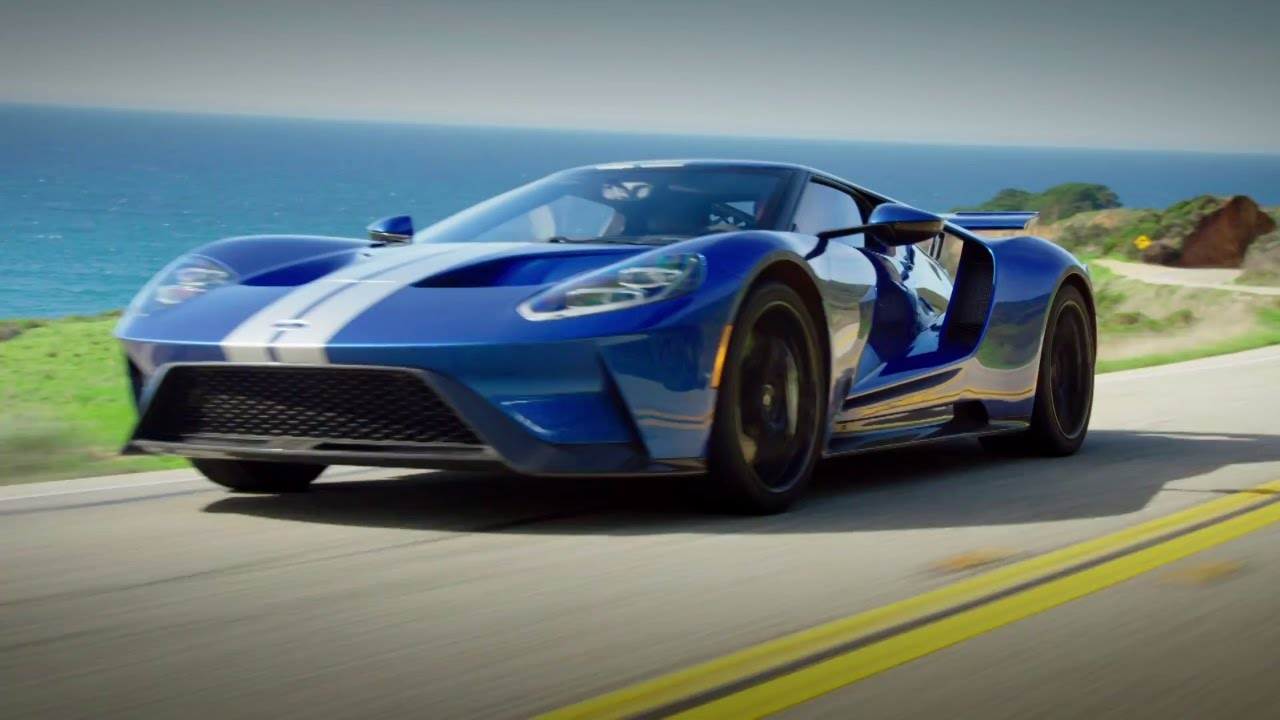 2017 ford gt gets more screen time in the latest top gear trailer video [ 1280 x 720 Pixel ]