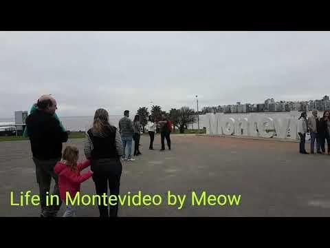 Life is Fun in Montevideo | Walking in Uruguay | 27 August 2017 |