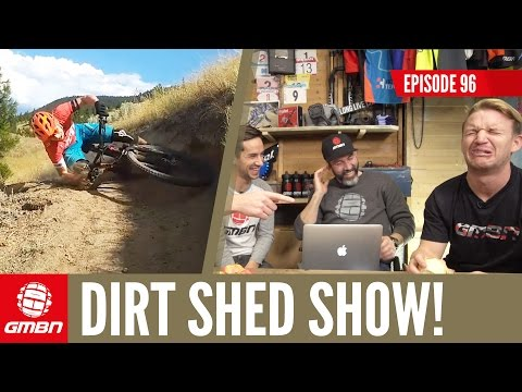 What Does 2017 Have In Store For Mountain Biking? | Dirt Shed Show Ep. 96