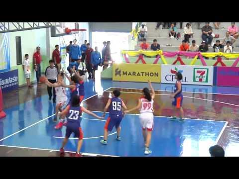 การแข่งขันบาสเก็ตบอลหญิง รอบแรก