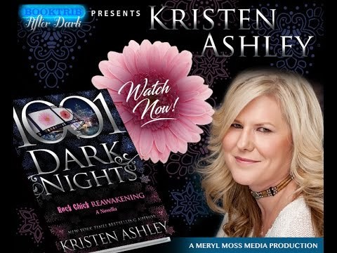 Interview with Kristen Ashley, author of Rock Chick Reawakening ...