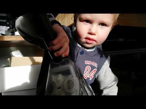 Kid Vacuum Review - BOSCH GAS 18V