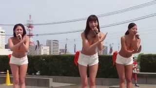 ミスマリ CDデビューカップリング曲「夏色サンセット」 2014 5/3
