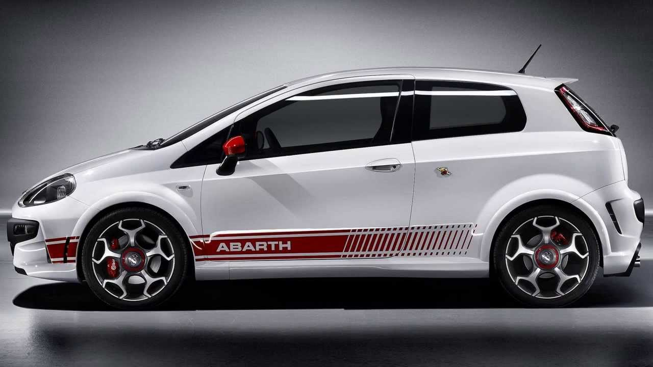 abarth fiat punto evo 2011 youtube. Black Bedroom Furniture Sets. Home Design Ideas