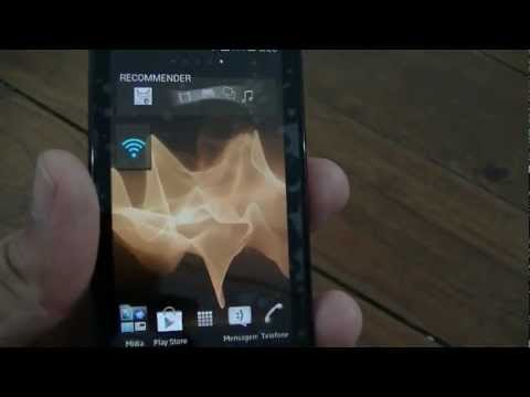 Sony Xperia U com Android 4.0 - Análise e testes