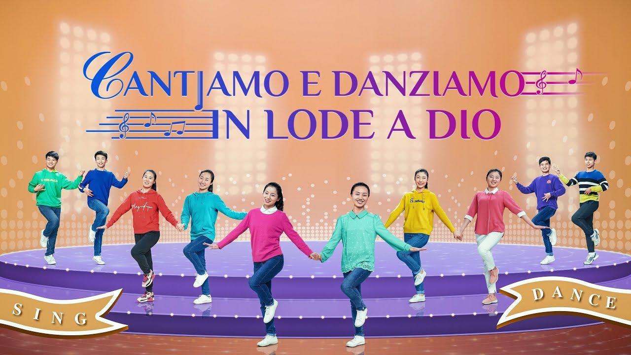 Danza di lode 2019 - Cantiamo e danziamo in lode a Dio