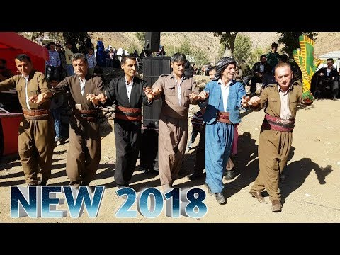 Kürtçe Muhteşem Halay - Xatunê ( 2018 Yeni HD )