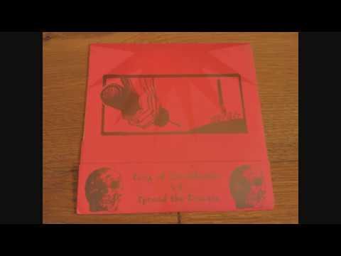 "Song Of Zarathustra / Spread The Disease 7"" (full album)"