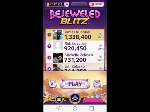 Bejeweled blitz glitch