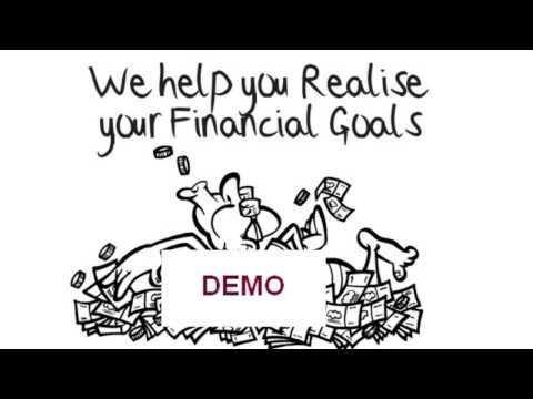 give you a FINANCIAL PLANNER  WHITEBOARD VIDEO