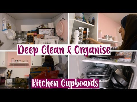 deep-clean-&-organise-my-kitchen-cupboards-with-me-|-shamsa