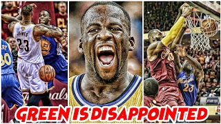 Draymond Green is Disappointed with Eastern Conference! |  NBA News & Highlights