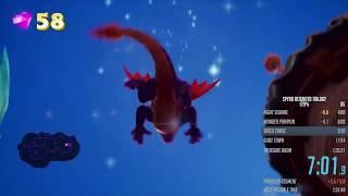 Spyro Reignited Trilogy Spyro the Dragon 120% Speedrun in 1:17:01 IGT (1:52:29 RTA) [WR]
