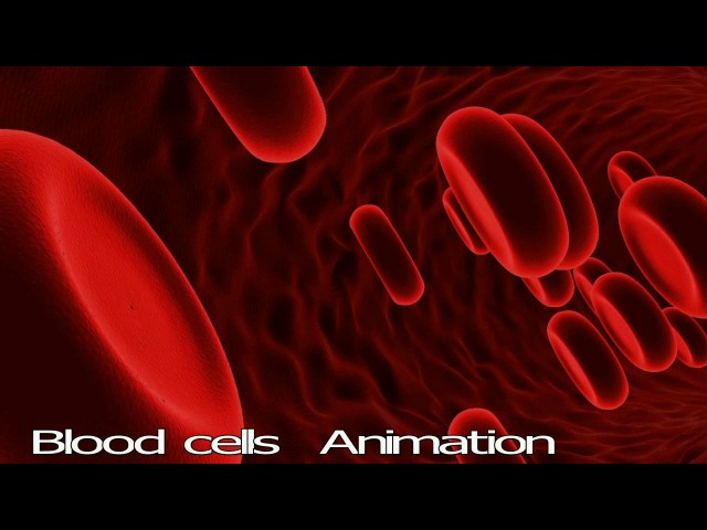 Visual Effects Blood Cell