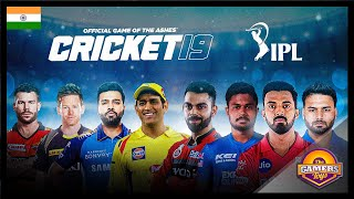 🔴 IPL 2021 MI VS SRH Live | Cricket 19 India | Aaj Rohit Sharma 100 Marega ⚡
